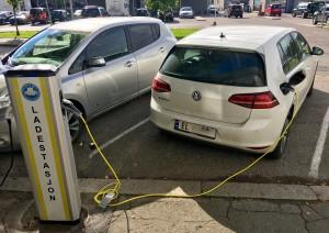Electric Vehicles Volkswagen